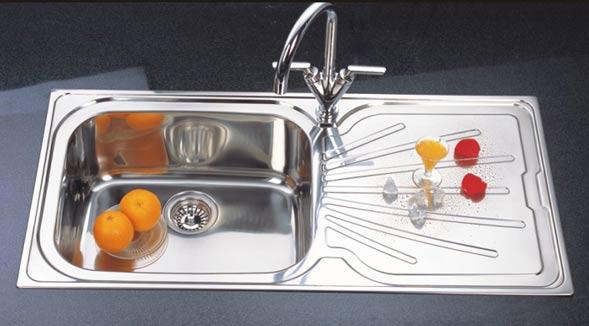 woodworkers - kitchen sinks